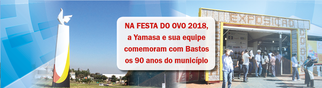 Yamasa na Festa do Ovo 2018