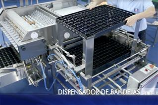 DISPENSADOR DE BANDEJAS YHD